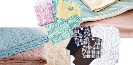 毛布・シーツ・カバー・小型寝具など
